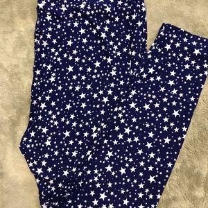 Lularoe TC star leggings